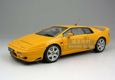 $ CDN220.74 • Buy 1:18 AutoArt LOTUS ESPRIT V8 Die Cast Model Yellow RARE ONLY ONE