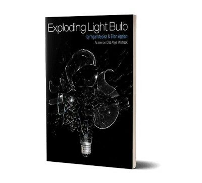 Exploding Light Bulb By Yigal Mesika • 31.99£