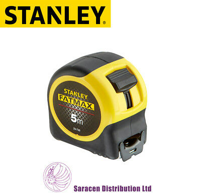 Stanley® Fatmax™ Blade Armor Tape Measure 5m Metric Only, 0-33-720 • 17.49£