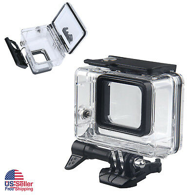 $ CDN15.08 • Buy 45M Underwater Waterproof Housing Case Dive Filter Kit For GoPro Hero5 6 7 Black