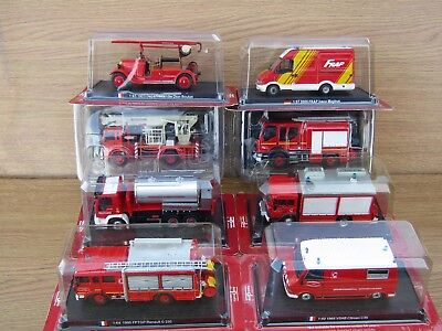 £10 • Buy Del Prado Fire Engines Of The World : Various Designs & Scales - Free UK Postage