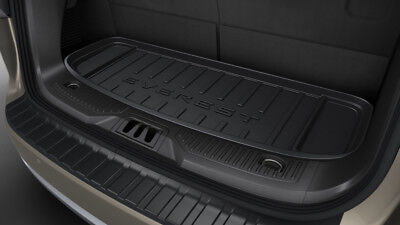 AU169 • Buy Genuine Ford UA Everest Cargo Liner Plastic Boot Mat Protector 2015-Current