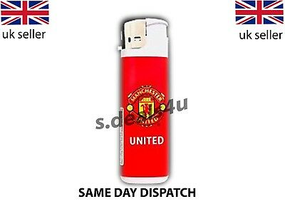 £2.99 • Buy Manchester  FLAME REFILLABLE ELECTRONIC LIGHTER