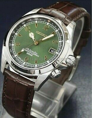 View Details Seiko Mechanical Automatic Men's Wrist Watch SARB017 + Worldwide Warranty*2 • 385.00£