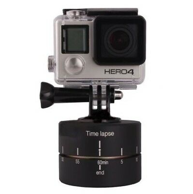 AU59.95 • Buy Rotating 60min Time Lapse For GoPro HERO 10 9 8 7 6 5 4 3 2 1 HERO Session MAX