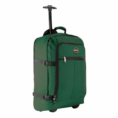 £39.99 • Buy Cabin Max Lyon Flight Approved Bag Wheeled Hand Luggage Carry On Trolley Bacpack