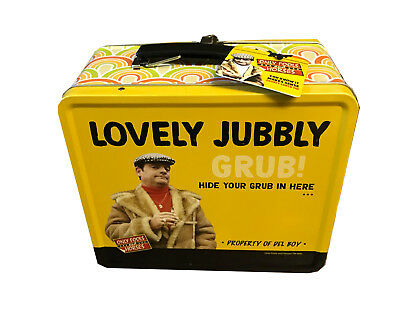 Only Fools And Horses Lovely Jubbly Grub School Work LUNCH BOX • 10.99£
