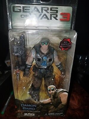$30 • Buy NECA Gears Of War 3 Series 2 Damon Baird Action Figure [Retro Lancer]