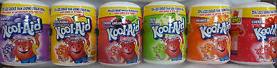 2 X KOOL-AID Drink Mix Flavor Choices • 10.97£
