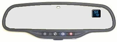 Gentex GNTX-511 OnStar Temp,Compass Mirror (No Wiring Harness For Replacement On • 79.95$