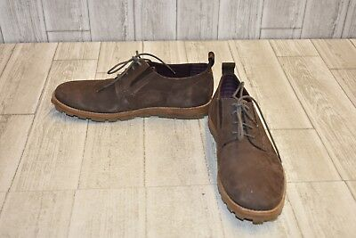 777ef7d51d9 TOMS Brogue Casual Lace Up - Men s Size 9.5 Brown • 40.50