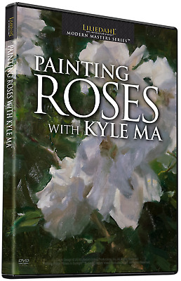 $127 • Buy Kyle Ma: Painting Roses - Art Instruction Dvd