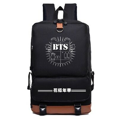 $23.70 • Buy Fashion Anime Canvas Backpack Shoulder Bag Kids Gift School Travel Bags New