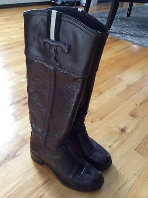 b99b679e9584 Tory Burch Riding Boots Size 6 • 79.99