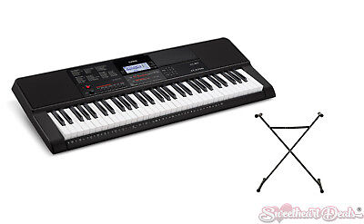$239.99 • Buy Casio CT-X700 61-Note Portable Digital Keyboard With Free Stand