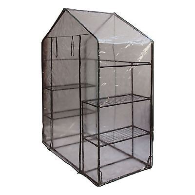 Replacement Spare PVC Cover For Walk In Greenhouse Green House Garden • 16.99£