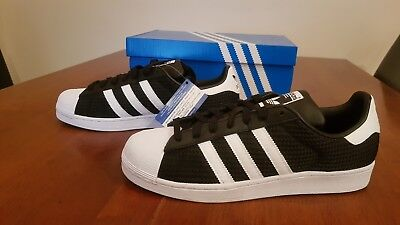 AU84.99 • Buy ADIDAS SUPERSTAR MENS Brand New In Box - Size US 10