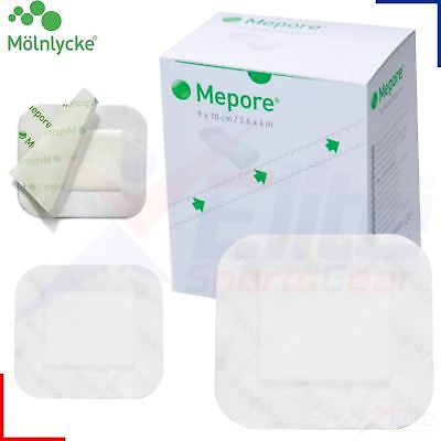 £2.95 • Buy Molnlycke Mepore Surgical Wound First Aid Fabric Adhesive Dressing - Sterile