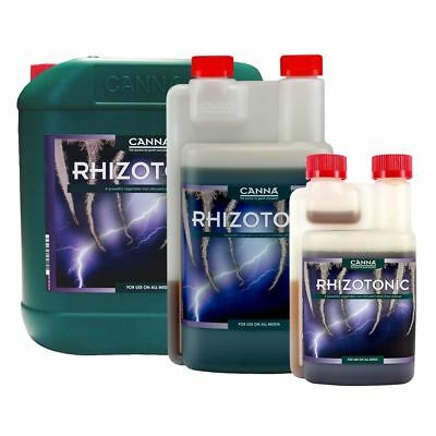 Canna Rhizotonic 250ml 1L 5L - Hydroponics Plant Nutrient • 12.49£