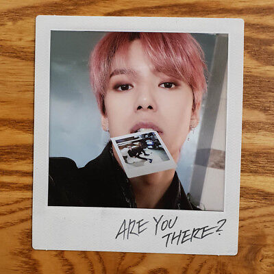 $ CDN9.87 • Buy Minhyuk Official Polaroid Photocard Monsta X 2nd Album Take.1 Are You There?