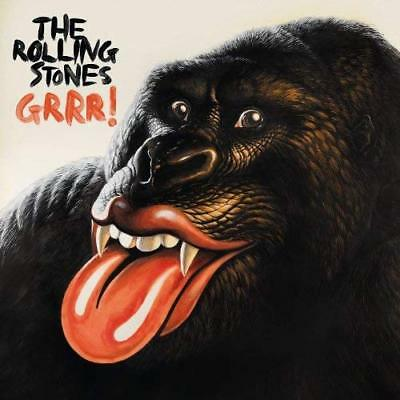 The Rolling Stones Grrr! Gratest Hits 1962-2012 Entry Edition-Japan CD +Tracking • 86.82£