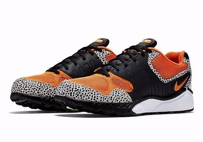 size 40 d8cb7 4f542 NIB NIKE AIR ZOOM TALARIA  16  844695-006 BLACK CLAY ORANGE Multi