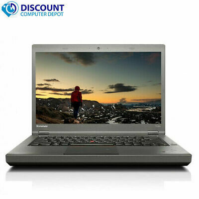 $209.95 • Buy Lenovo Thinkpad T430 14.1  Laptop Computer Windows 10 PC I5 2.6GHz 4GB 320GB