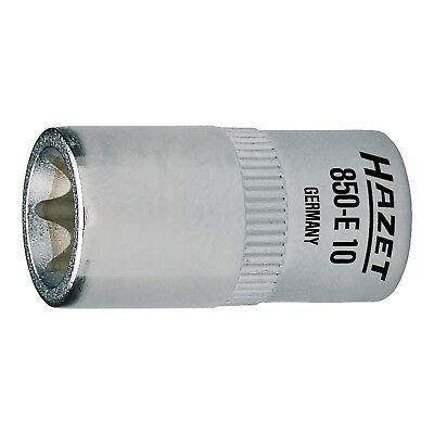 "$10.06 • Buy ✅ HAZET 1/4"" Drive TORX® Sockets 850-E All Sizes E4-E12 Made In Germany"