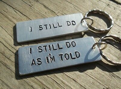 FUNNY I STILL DO Gifts For Him Her Husband & Wife Couple LOVE Anniversary 10th  • 12.99£