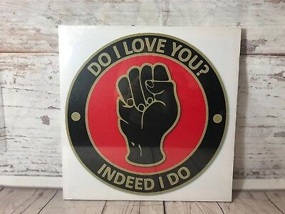 Northern Soul Do I Love You Indeed I Do Canvas Picture Ready To Hang Brand New • 12.99£