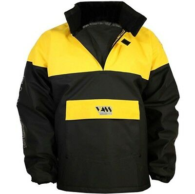 Vass-Tex Team Vass 350 Winter Edition Smock - Black Yellow • 99.99£