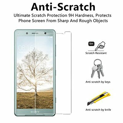 AU3.77 • Buy Sony Xperia XZ3 Tempered Glass Screen Protector Premium Surface 9H Hardness