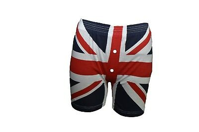 Union Jack Boxer Shorts • 5.95£