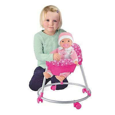 Dolls Range Twin Pram, Stroller, 3 Wheeler, 4 Wheel Buggy, High Chair Travel Cot • 12.95£