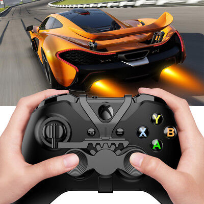 Mini Steering Wheel For Xbox One Game Controller Add-on Replacement Accessories • 5.39$