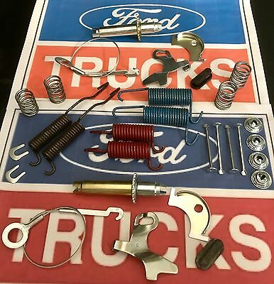 AU100 • Buy 67-96 Ford F100 Parts Rear Drum Brake Spring Self Adjuster Kit F100 F150 Bronco