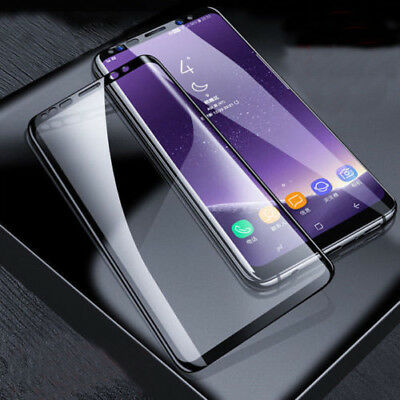 $ CDN4.76 • Buy 6D Curved Tempered Glass For Samsung Note 9 10 S10 S6 S9 Plus Screen Protective