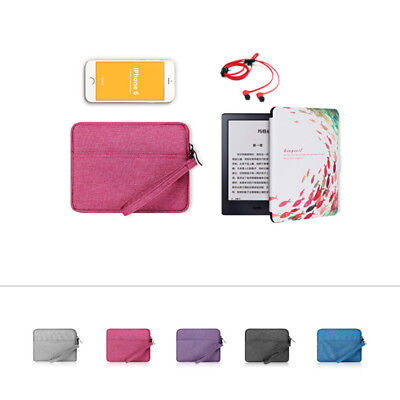 AU20.92 • Buy 6  Soft Sleeve Kpw3 Bag Case For Kindle Paperwhite 558 958 Voyage EReader Laptop