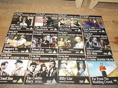 Classic British Movie Promo DVD - Titfield, Lavender, Pimlico, Choose... New. • 1.99£
