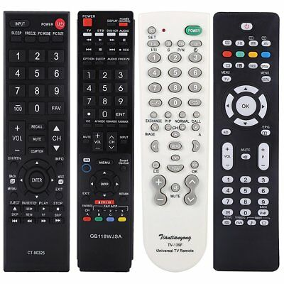sharp lcd tv remote