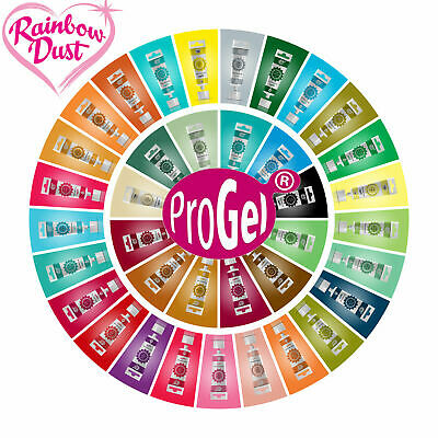 Rainbow Dust Progel Profoessional Food Colouring | All Colours | 25g | Free D... • 2.77£