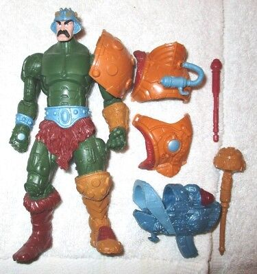 $17.95 • Buy 2001 Man-At-Arms - Masters Of The Universe (modern Figure) - 100% Complete