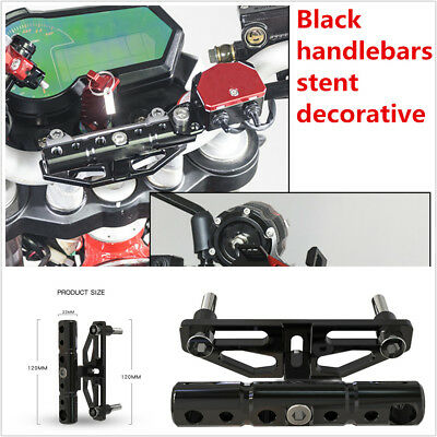 $27.48 • Buy Blk Alloy GPS Watch Light Phone Holder Handbar Stent Pressure Expansion Bracket