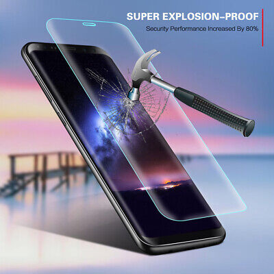 $ CDN2.37 • Buy For Samsung Galaxy Note 9 S10 9 Plus Accessory Tempered Glass Screen Protector N