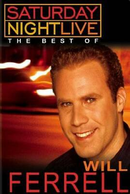 $2.98 • Buy Saturday Night Live - The Best Of Will Ferrell