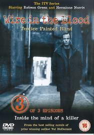 Wire In The Blood: Justice Painted Blind • 2.49£