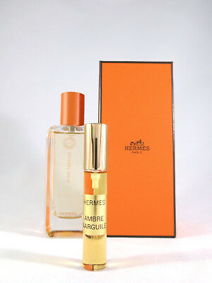 AU39 • Buy HERMES - Hermessence - Ambre Narguile - 10ml - Sample Size - 100% GENUINE