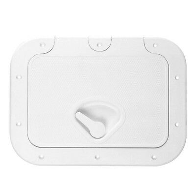 £23.99 • Buy Nuova Rade Hinged Boat Access/Inspection Hatch (375mm X 275mm) White