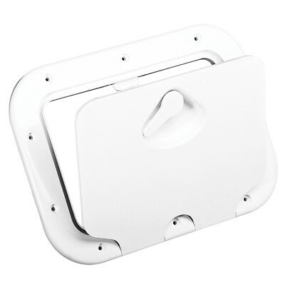 £26.50 • Buy Nuova Rade Boat Access/Inspection Hatch With Detachable Lid 375mm X 275mm White