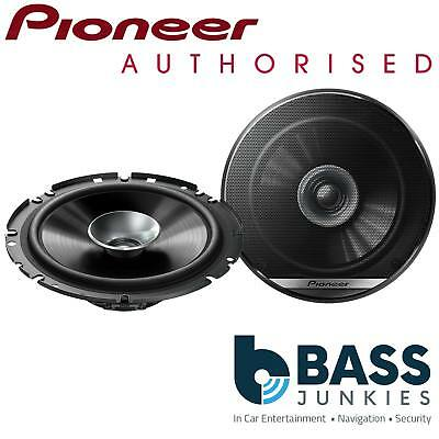 Pioneer 560W 17cm Dual Cone Rear Door Car Speaker Kit For Toyota Avensis 2003-09 • 37.95£